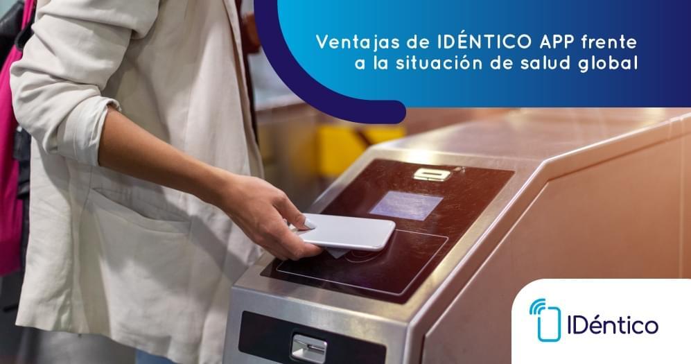 IDENTIAPP una solución de identificación segura para las personas