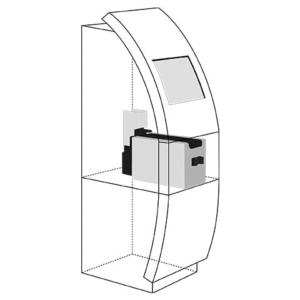 Impresoras de tarjetas Kiosk KC | Impresora de Carnets | IDéntico