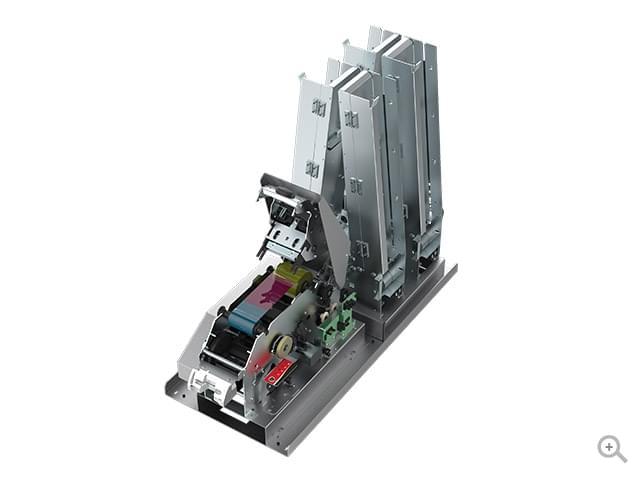 Impresoras de tarjetas Kiosk KM | Impresora de Carnets | IDéntico